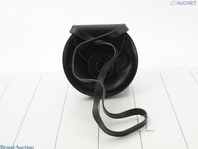 丸型 レザー黒