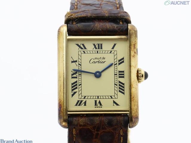 タンク(時計)・レディース 925
