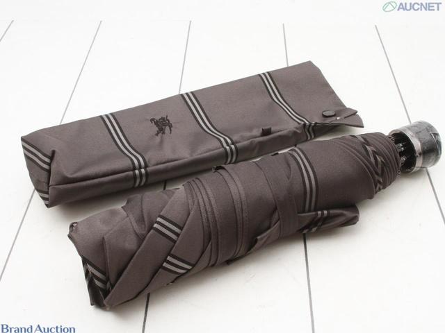 傘 グレー系 袋有