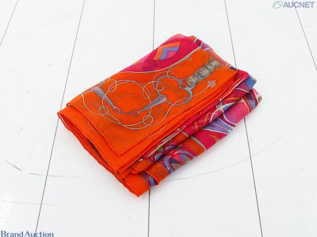 エルメス カレ90 スカーフ